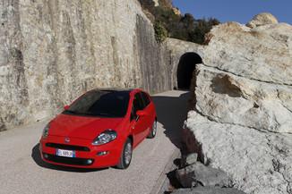 FIAT Punto 1.2 8v 69ch Easy 3p