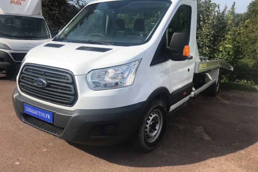 FORD Divers 290 L1H1 2.2 TDCi 125ch Ambiente Cabine Approfondie