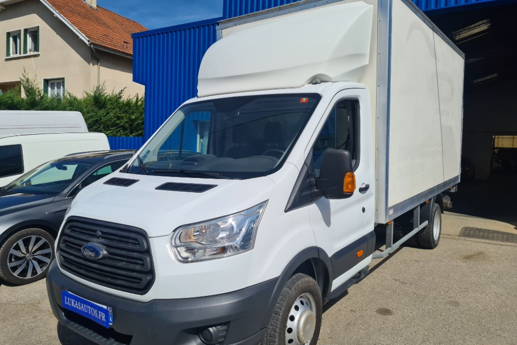 FORD Divers 290 L1H1 2.2 TDCi 155ch Cabine Approfondie Ambiente
