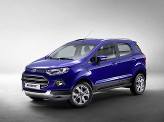 FORD EcoSport 1.0 EcoBoost 125ch
