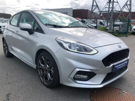 FORD Fiesta 1.0 EcoBoost 125ch Stop&Start ST-Line 5p 9990km