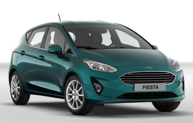 Ford Fiesta 1.0 EcoBoost 125ch Stop&Start B&O Play First Edition 5p GARAGE DU LAC SEGNY
