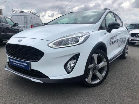 FORD Fiesta Active 1.0 EcoBoost 100ch S&S Plus Euro6.2 8500km