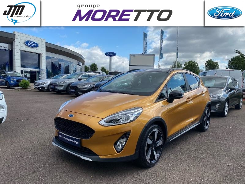 FORD Fiesta Active 1.0 EcoBoost 125ch mHEV Active X