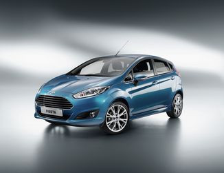 FORD Fiesta Génération IV Phase 2 1.0 EcoBoost 100ch Edition PowerShift 5p
