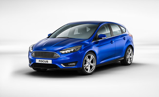 FORD Focus 1.5 EcoBoost 150ch ST-Line 109g