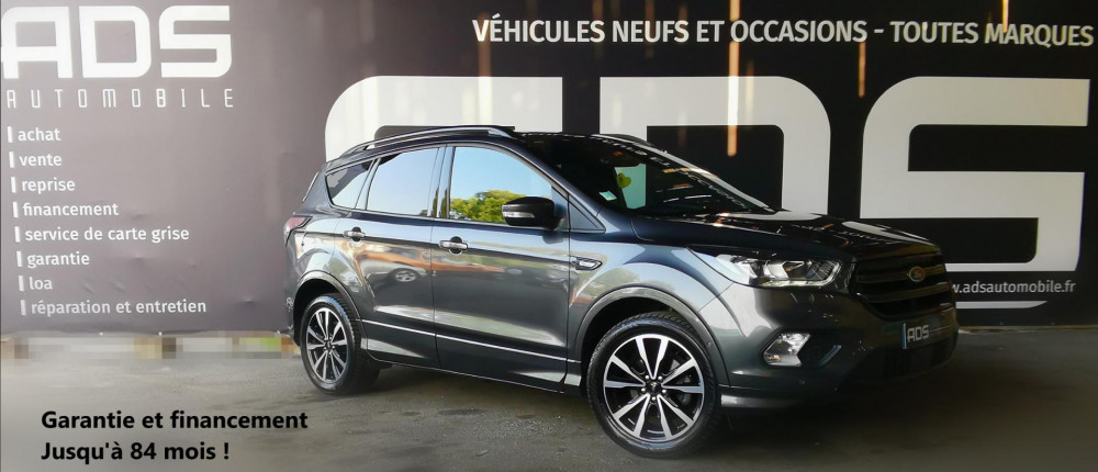 Ford Kuga 1.5 TDCi 120ch Stop&Start ST-Line 4x2