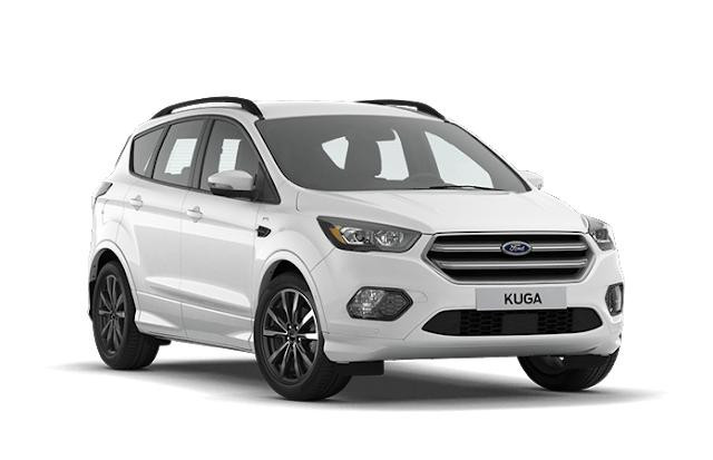 FORD Kuga (2) 1.5 TDCi 120ch Stop&Start ST-Line Black & Silver 4x2 Euro6.2