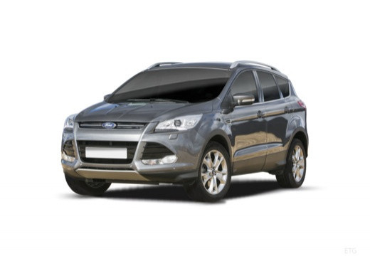 FORD Kuga (2) 2.0 TDCi 115ch FAP Trend