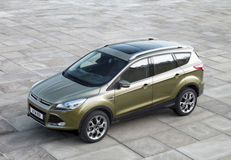 FORD Kuga 2.0 TDCi 150ch Trend