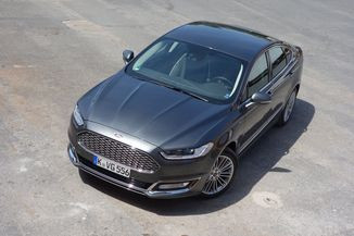 FORD Mondeo 2.0 TDCi 180ch Vignale PowerShift 4p