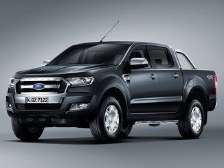FORD Ranger-utilitaire 3.2 TDCi 200ch Double Cabine Limited BVA