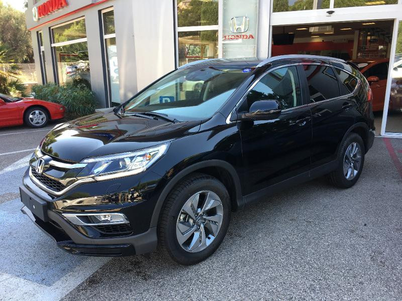 Honda Cr-v 1.6 i-DTEC 160ch Executive Navi Plus 4WD ETS CAVALLARI Cannes