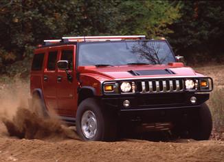 HUMMER H2 SUV 568ch SRE GT