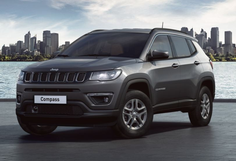 JEEP Compass (2ème génération) 1.4 MultiAir II 140ch Longitude Business 4x2 Euro6d-T