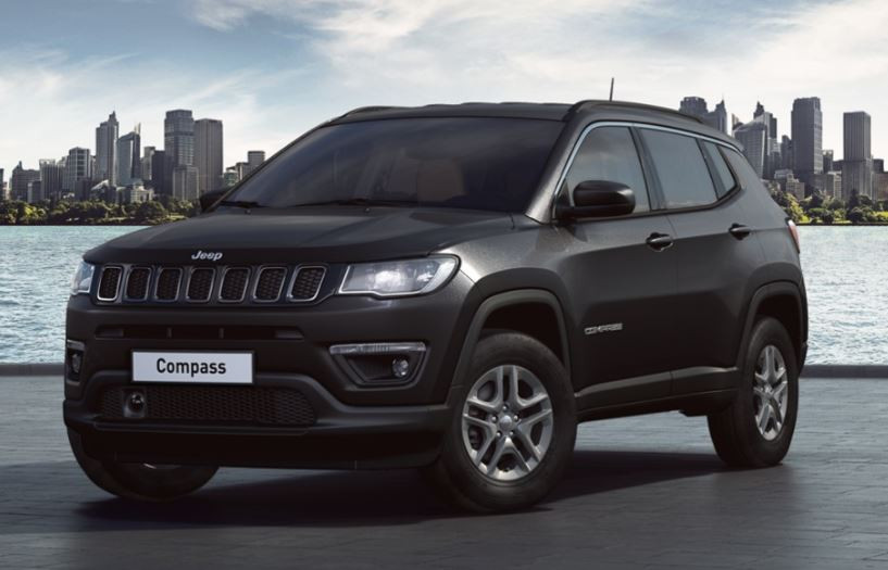 JEEP Compass (2ème génération) 1.6 MultiJet II 120ch Longitude Business 4x2 Euro6d-T