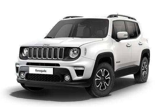 JEEP Renegade 1.0 GSE T3 120ch Quiksilver Edition