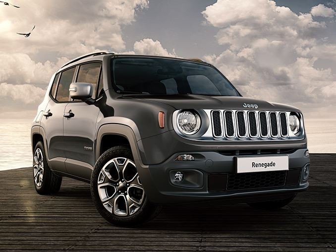 JEEP Renegade 1.6 MultiJet S&S 120ch Brooklyn Limited