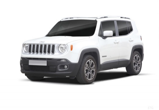JEEP Renegade (1ère génération) 2.0 MultiJet S&S 120ch Longitude Business 4x4
