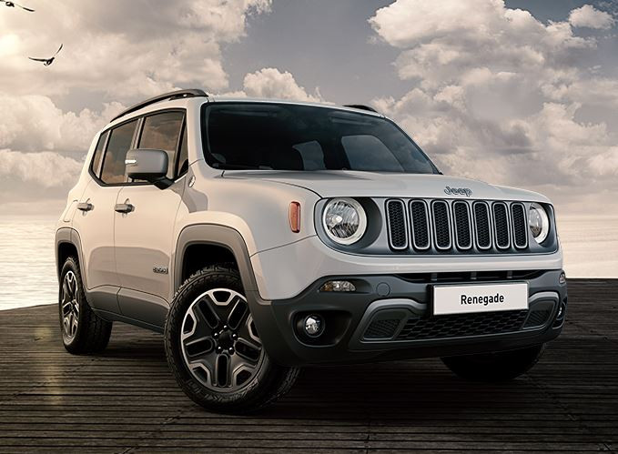 JEEP Renegade (1ère génération) 2.0 MultiJet S&S 120ch South Beach 4x4