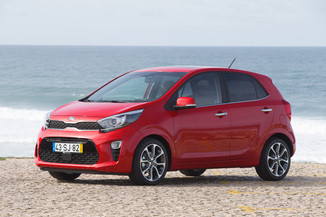 KIA Picanto 1.2 84ch Launch Edition BVA