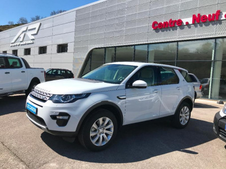 LAND-ROVER Discovery Sport 2.0 TD4 150ch AWD HSE Mark I 79500km