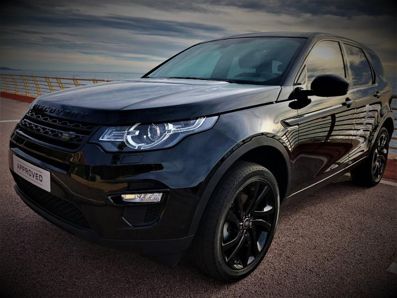 LAND ROVER Discovery occasion