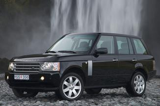 LAND-ROVER Range Rover TDV8 Vogue