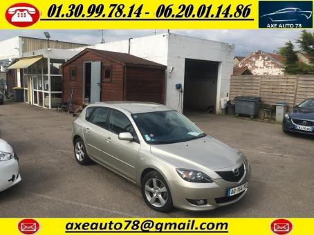 MAZDA Mazda 3 1.6 MZ-CD110 Performance 5p 175581km