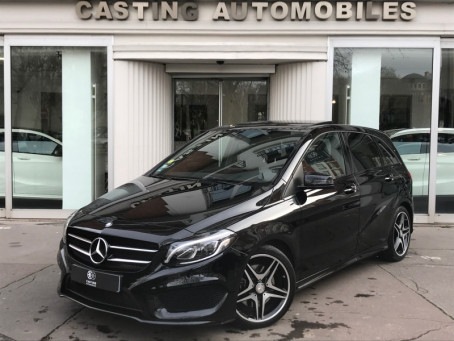 MERCEDES-BENZ Classe B 220 CDI Fascination 7G-DCT 26003km