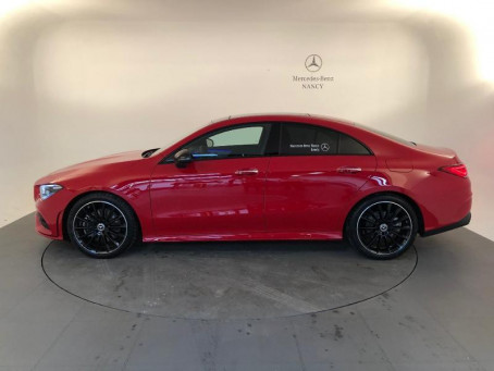 MERCEDES-BENZ Classe E Coupe 200 184ch AMG Line 9G-Tronic 500km