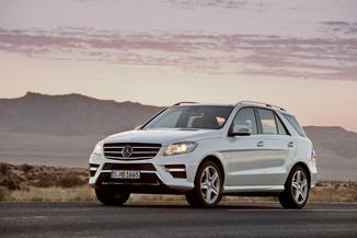 MERCEDES-BENZ Classe ML 350 BlueTEC Sport 7G-Tronic +
