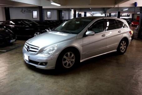 Mercedes Benz Classe R Occasion 11 Annonce Classe R D Occasion L