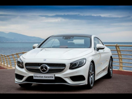 MERCEDES-BENZ Classe S Coupe/CL 500 4Matic 9G-Tronic 14900km