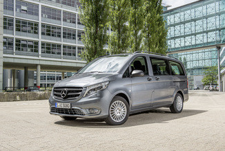 MERCEDES-BENZ Vito 116 CDI Tourer Extra-Long Pro