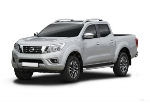 Nissan Navara 2.3 dCi 190ch Double-Cab N-Connecta 2018 BVA CAP DES NATIONS - NOISIEL NOISIEL