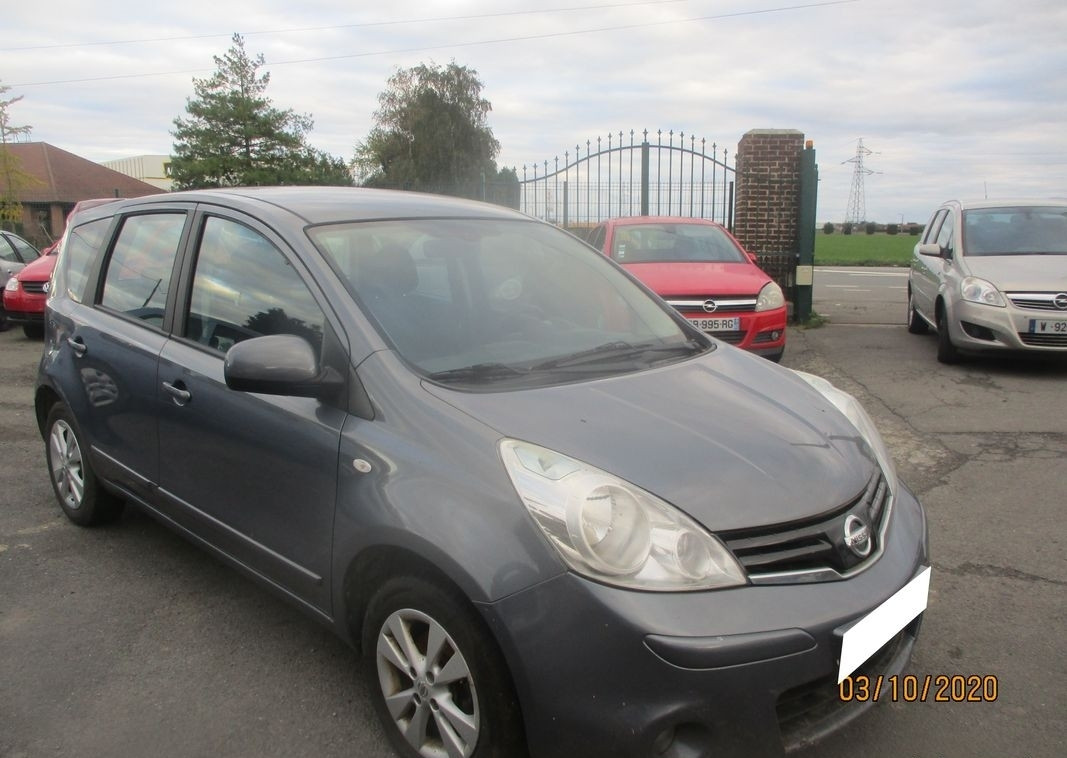 Nissan Note 1.5 dCi 86ch Life