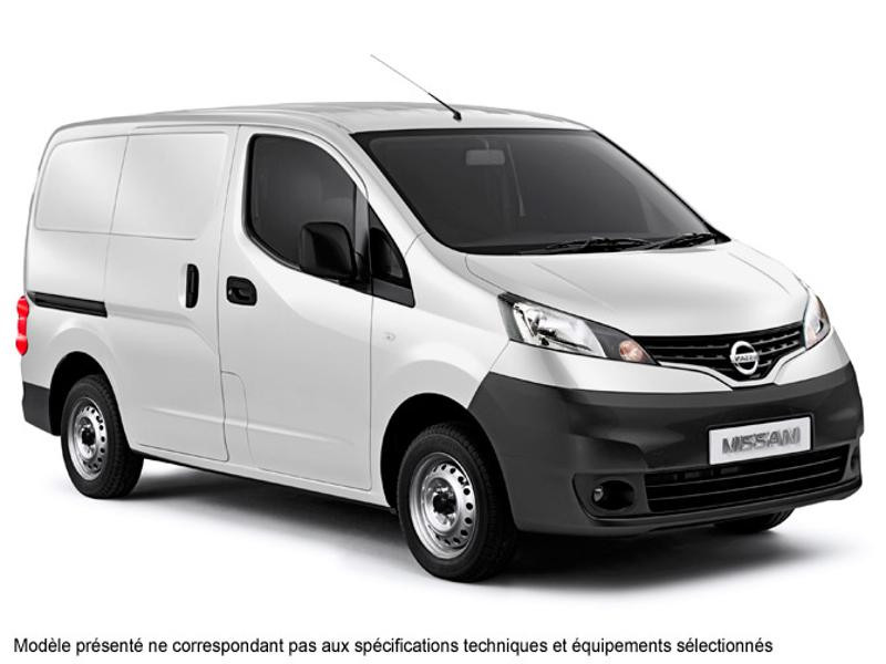 NISSAN NV200-utilitaire