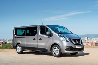 NISSAN NV300 Combi L1H1 2t8 2.0 dCi 170ch S/S DCT N-Connecta