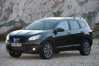 NISSAN Qashqai+2 1.6 dCi 130ch FAP Stop&Start Connect Edition