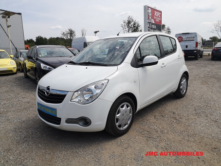 OPEL Agila 1.0 65 Enjoy 36628km