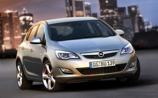 caractéristique technique OPEL Astra 1.4 Turbo 140ch Cosmo Pack