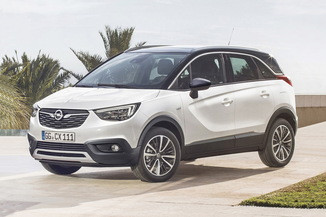 OPEL Crossland X 1.2 Turbo 130ch Innovation