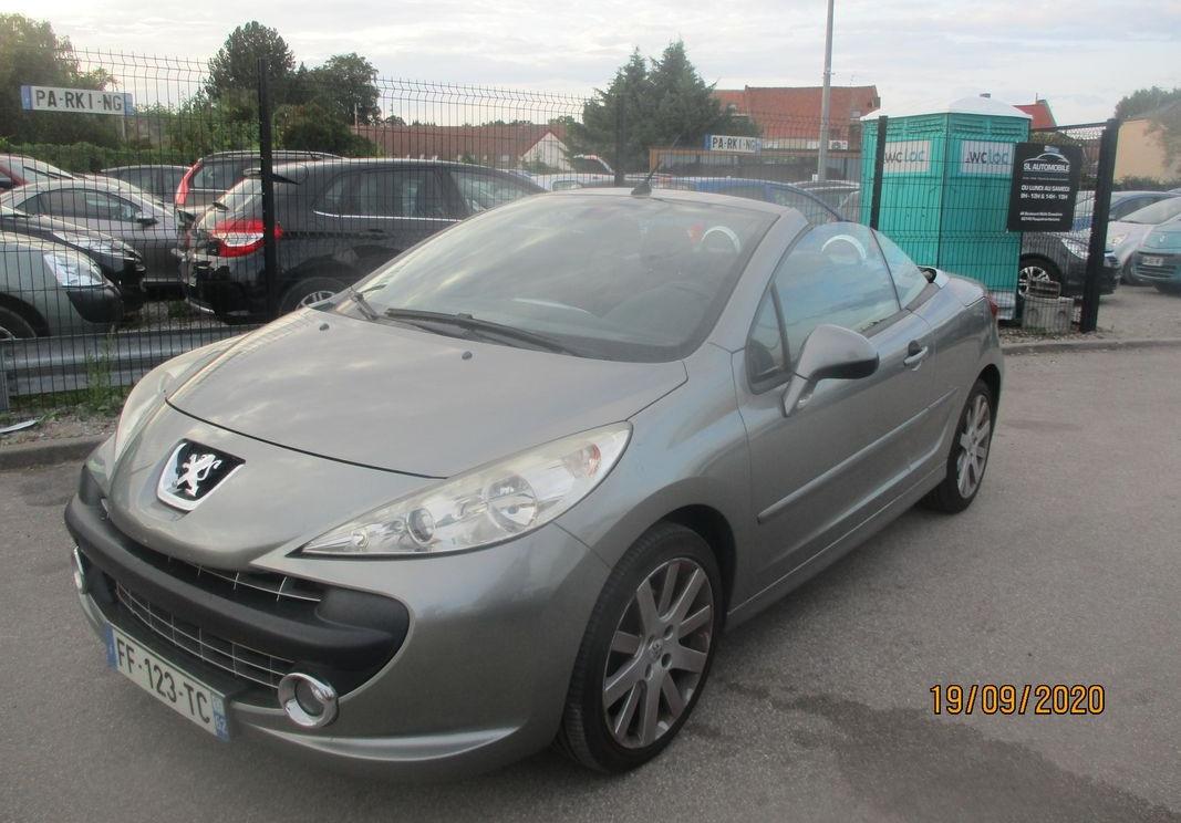 Peugeot 207 1.6 HDi110 FAP Sport