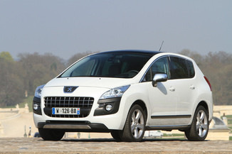 PEUGEOT 3008 1.6 e-HDi115 FAP Business BMP6