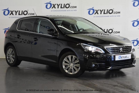 PEUGEOT 308 II (2) 1.5 BLUEHDI 130 ALLURE BUSINESS 1718km