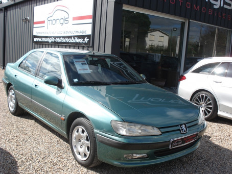 Peugeot 406 Occasion 6 Annonce 406 Doccasion Largus