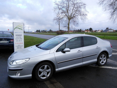 Peugeot 407 Occasion 65 Annonce 407 Doccasion Largus