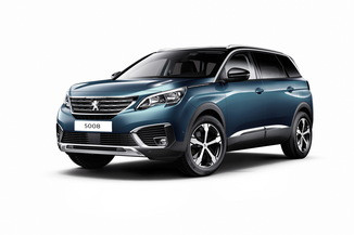 PEUGEOT 5008 Génération II Phase 1 1.6 BlueHDi 120ch Active Business S&S