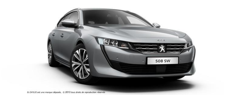 Peugeot 508 II SW 2.0 BLUEHDI 160 S&S ALLURE EAT8 32490 31150 Fenouillet